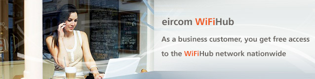 Free wifihub for your business.