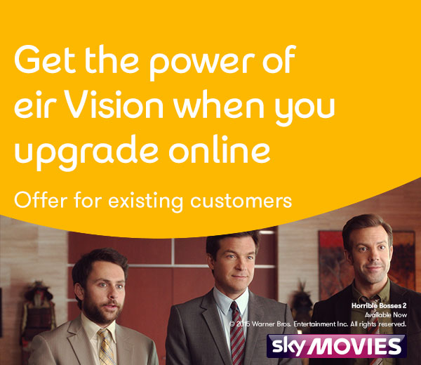 Get the power of eir Vision