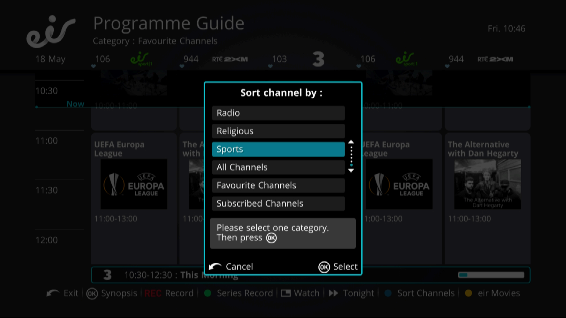 programme guide 2